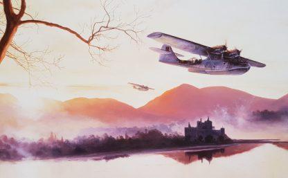 Catalinas of 210 Squadron