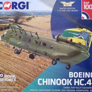 corgi AA34214 Boeing Chinook