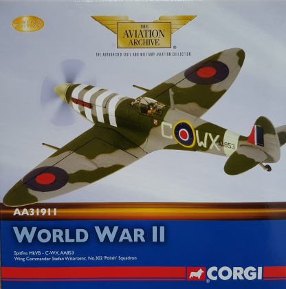 AA31911 Spitfire Mk VB