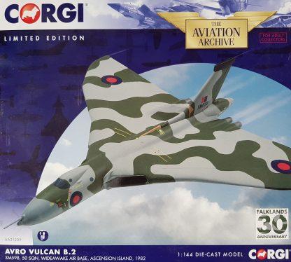 corgi AA31209 Vulcan B.2