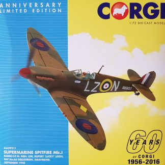 corgi AA39211 Supermarine Spitfire