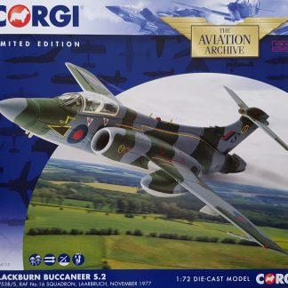 corgi AA34113 Blackburn Buccaneer
