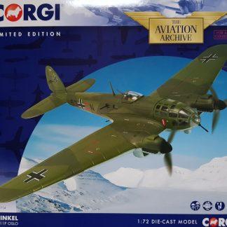 AA33714 Heinkel He111 P Oslo