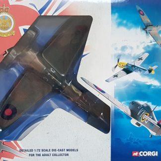 49001 Corgi Spitfire