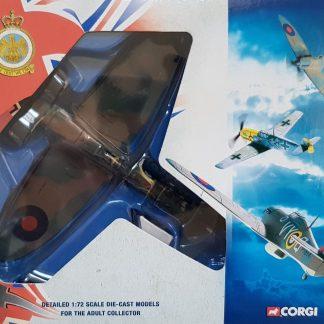 49004 Corgi Spitfire