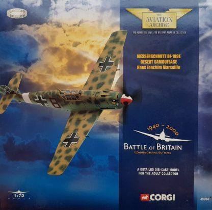 Corgi 49204 Bf 109