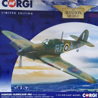 Corgi AA27602 Hawker Hurricane