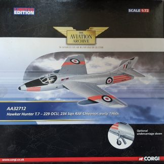Corgi AA52712 Hawker Hunter
