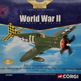 Corgi AA33804 P-47