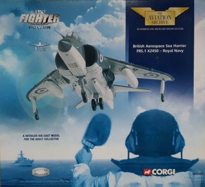 corgi AA32402 Harrier