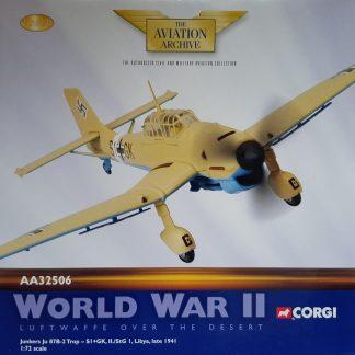 corgi AA32506 JU 87 Stuka