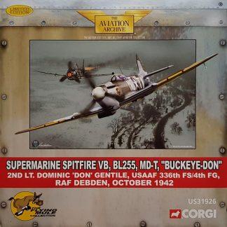 Corgi US31926 Supermarine Spitfire