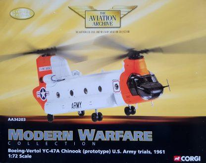 corgi AA34203 Chinook