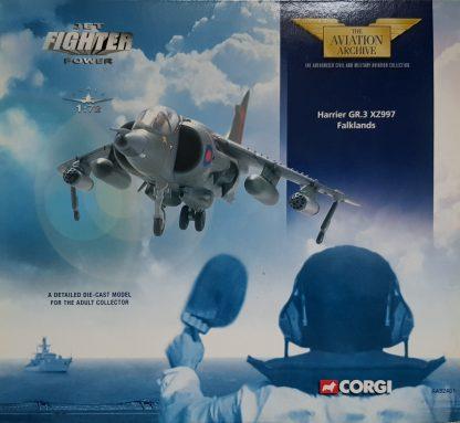 corgi - AA32401 - Harrier