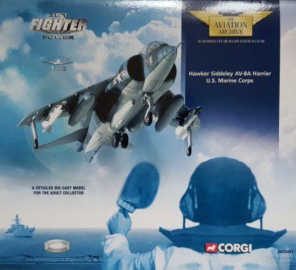 corgi AA32403 Harrier