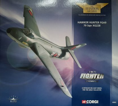 Corgi 49801 Hunter