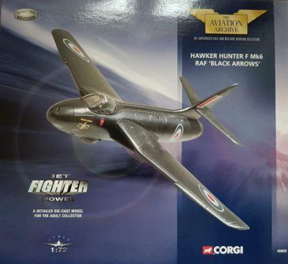 Corgi 49802 Hunter