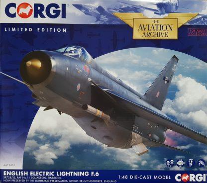 corgi AA28401 Lightning
