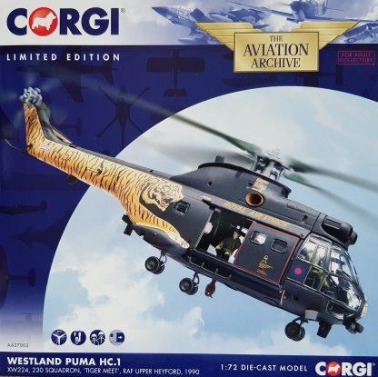 corgi AA27003 Westland Puma