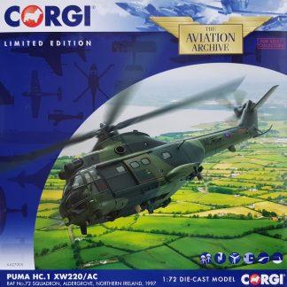 Corgi AA27005 Puma
