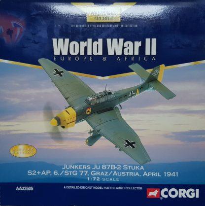 Corgi AA32505 Ju 87