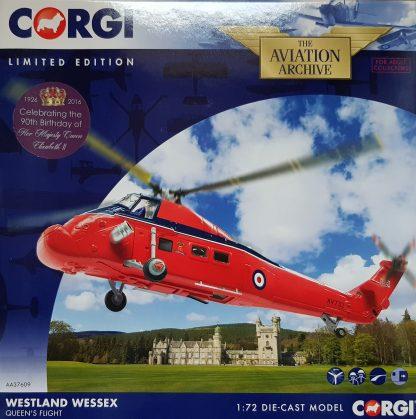 Corgi AA37609 Westland Wessex
