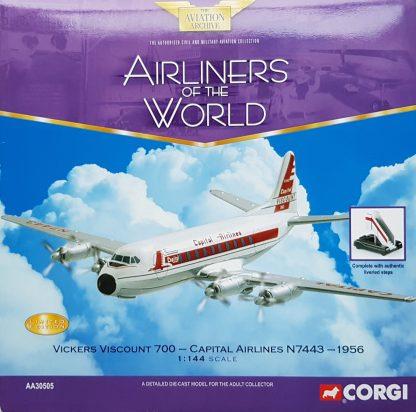 (AA30505 Corgi) Vickers Viscount