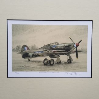 Hawker Hurricane of Bob Stanford Tuck