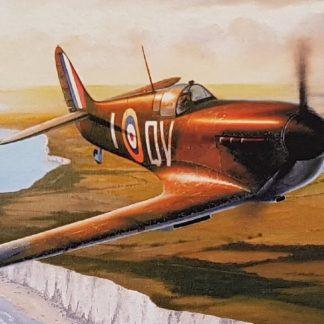 Channel Patrol-Spitfire