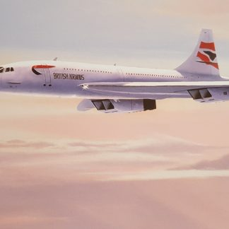 Atlantic Flyer-Concorde