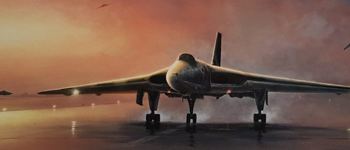 Rolling Thunder (Stephen Brown Aviation Artist)
